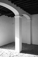 Ibiza, Spain (Photoz Darkly) Tags: blackandwhite bw monochrome blackwhite spain espana ibiza