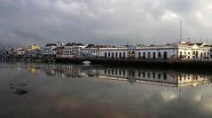 tavira portugal (mariusz kluzniak) Tags: portugal architecture clouds reflections faro europe picturesque oldtown tavira iberia