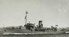 HMCS Shawinigan I (DRGorham) Tags: corvette hmcs rcn royalcanadiannavy
