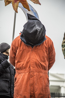 Guantánamo Detainee at the White House