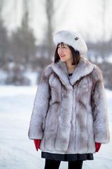 IMG_0455 (Fesapo) Tags: portrait snow cold canon edmonton furcoat alberta 7d christmaseve rosehillcemetery 135mmf2l