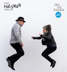 Rester jeune (john-aïves-1946) Tags: paris jump saut jeudepaume halsman jumpology
