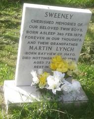 Sweeny, Twin Boys, Lynch, Martin - Grandfather (TeearLady59) Tags: lynch outdoor sweeny twinboys bulwell martingrandfather