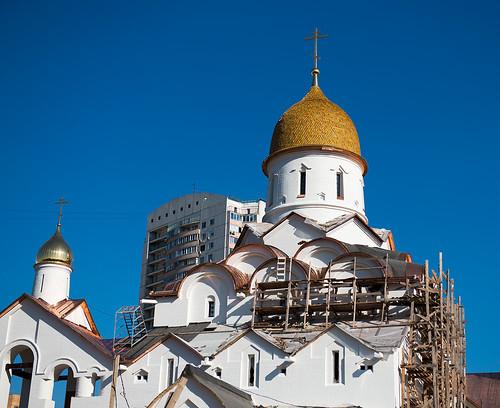 Alexander Nevsky Temple ©  Andrey