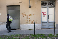 Italy for Italians. Torino, May 2013. (joelschalit) Tags: italy torino italia refugee diversity piemonte anarchism turin racism piedmont immigration socialism antiracism africans anticapitalism multiculturalism sandonato asylumseeker anticolonialism