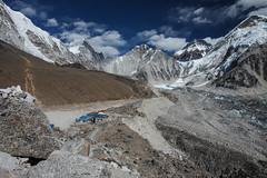 Gorak Shep 5164 m (Indrik myneur) Tags: khumbu moraine gorakshep everestbasecamp ebctrek