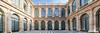 Patio de la Casa Lonja (Archivo de Indias) (-SapereAude-) Tags: sky de casa sevilla juan patio cielo archivo lonja indias cristales cristaleras herrera renacimiento xvi minjares