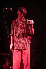 Frontman (Dreefire) Tags: music london blues rosso cantante
