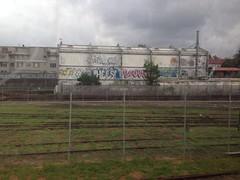 Day 39: Grey (robynejay) Tags: graffiti sydney redfern 365photo