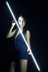 Marina - 03 (bumbazzo) Tags: girls light italy woman milan girl marina lights model women italia milano models luci luce cibei