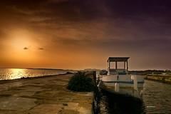 Laguna de Stagnone, Sicilia (bit ramone (off)) Tags: sunset sea italy lake atardecer mar mediterraneo italia sicily laguna sicilia stagnone