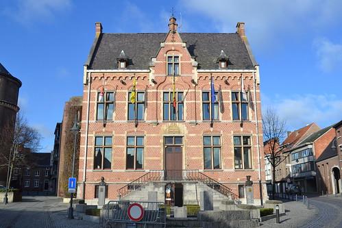 Gemeentehuis, Diepenbeek