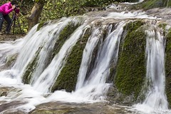 Cascada de Andoin (Valverdea) Tags: naturaleza agua cascadas coloresalava