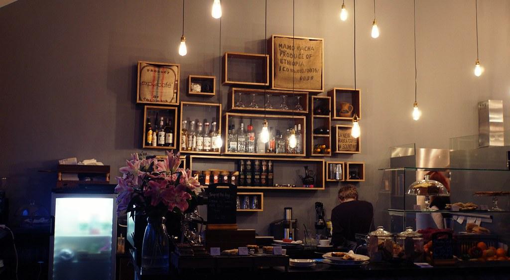 Caf Ef Bf Bd Bar Calme A Paris