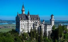 castle - Neuschwanstein (04) (Vlado Ferenčić) Tags: castles architecture germany neuschwanstein castleneuschwanstein castleschurches
