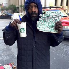 Travler (vhines200) Tags: sanfrancisco sign homeless 88 panhandler 2016