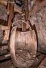 Lift (TreeRose Photography) Tags: wood old longexposure history abandoned metal bucket ruins rocks iron mine shadows decay flash historic mining ore relics