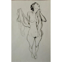 It will be this one. (Dorian Vallejo) Tags: art painting mixed media drawing fine drawings figure oil vallejo dorian