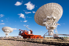 VLA (nikons4me) Tags: newmexico radio dish observatory astronomy nm antenna vla astronomical verylargearray nrao socorrocounty nikonafsdx18200mmf3556gifedvr nikond7100