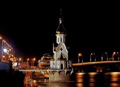 Храм свт.Николая Мирликийского (на водах)