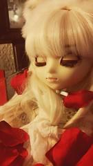 Nuria - Rose [Pullip Nana Chan] (xLazure) Tags: rose nana groove pullip fashiondoll nanachan obitsu blondwig