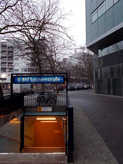 (h.d.lange) Tags: berlin ubahnhof ubahn wilmersdorf