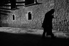 Dark souls (sergi_escribano) Tags: barcelona city urban blackandwhite man blancoynegro monochrome architecture spain noir shadows streetphotography catalonia catalunya sombras barrigotic monocromtico surrealista streetsofbarcelona barcelonastreetphotography