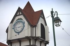 Lake Arrowhead Village Clock, California (Damon Tighe) Tags: california ca lake building tower clock village arrowhead