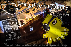 """""""PoulPirate Party - Halloween 2015"""" (by Num...Photographie) Tags: halloween acid hangar pirate techno num tekno obs teuf bynum freeparty dreadnum obscruw bynumphotographie obsruw"""