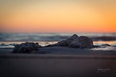 338 - Stop Motion (Gladson777) Tags: sunset sea india beach beautiful silhouette landscape photography boat amazing rocks moments sony maharashtra arabian alpha dslr mumbai slt a58 2016 vasai 2015 bhuigaon dslt rangaon