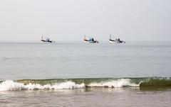 Arabian sea (cat_collector) Tags: sea india boats goa palolem arabiansea canon60d canonefs1585mmf3556isusm