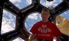 Prince's Trust (Tim Peake) Tags: cupola trust princes