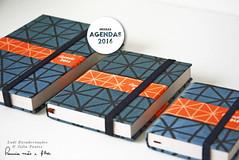 Agendas 2016 (Ludi - Lucia Dias) Tags: encadernao agendas encadernaoartesanal juliafontes