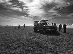 BayWatch (marc.stokes) Tags: life california ca usa beach coast sand surf day guard frisbee oakley baywatch optics revant
