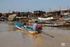 Fishing Village on the Tonle Sap River (philrdjones) Tags: people river boats cambodia fishermen local february tonlesap ecotourism 2016