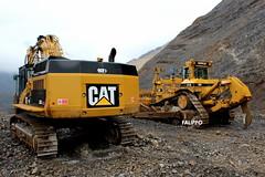 Caterpillar 365C LME - Caterpillar D11R (Falippo) Tags: cat caterpillar 365 quarry bulldozer digger lme excavator raupen steinbruch earthmovers cgt bagger escavatore ruspe ruspa d11 apripista escavatori movimentoterra steinbruchmaschinen macchinedacava