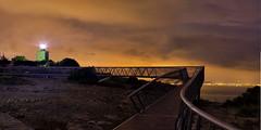 Faro de Santa Pola (titopamies) Tags: faro 50mm mar pentax alicante nocturna