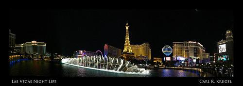 18 Las Vegas Night Life