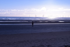 DSC_0416_00002 (kthomson987) Tags: sunset anthonygormley anotherplace crosbybeach
