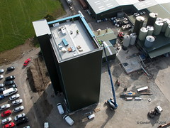IMG_1453 (ppg_pelgis) Tags: uk ireland tower flying milk construction aerial northernireland northern ppg tyrone strathroy omagh notadrone
