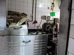 """Merida: le marché municipal Lucas de Gálvez et sa fabrication de tortillas <a style=""""margin-left:10px; font-size:0.8em;"""" href=""""http://www.flickr.com/photos/127723101@N04/25826579062/"""" target=""""_blank"""">@flickr</a>"""
