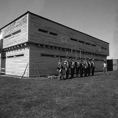 52:500c - Week 15 - A Fort Named George (.:Axle:.) Tags: bw ontario canada slr history 120 6x6 film rollei mediumformat project square blackwhite fort hasselblad fortification niagaraonthelake 115 warof1812 fortgeorge militaryhistory asa100 filmphotography nationalhistoricsite sunny16 canadianhistory filmisnotdead hasselblad500c epsonv700 filmisalive carlzeissdistagon50mm14 rpx100 rolleirpx100 parksniagara rpxd believeinfilm rolleirpxd 52rollsnet 52rollproject adobephotoshopcc 52500c