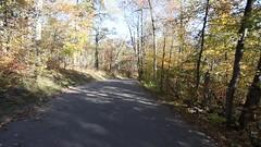 Itasca Fall Ride (Zack Mensinger) Tags: statepark video fallcolor fallcolors itasca 2015 canon1740f4l itascastatepark minnesotastateparks canon5dmarkii