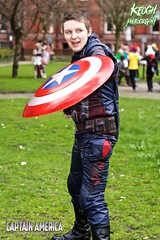 IMG_8821 (Neil Keogh Photography) Tags: red usa brown white black anime male america silver comics soldier boots cosplay amor films americanflag videogames gloves captain hero animation cosplayer marvel captainamerica marvelcomics starsstripes utilitybelt nwcosplayeastermeet