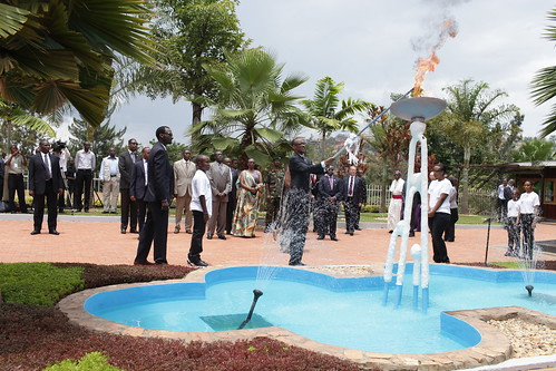 19th Commemoration of the Genocide against the Tutsi - 2013