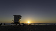 02468913-75-Mission Beach San Diego at Sunset-1 (Jim would like to get on Explore this year) Tags: ocean california sunset sky water silhouette landscape spring waves sandiego pacificocean april beachsunset missionbeach lifeguardtower landsape 2016 canon5dmarkiii