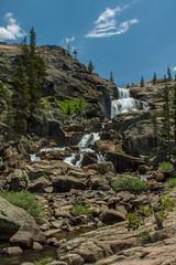 IMG_1322 (dangerismycat) Tags: california waterfall yosemite tuolumnemeadows tuolumneriver glenaulintrail