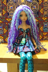 IMG_7112 (Devadne) Tags: ball doll dolls bjd fairyland luka jointed minifee