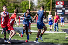 Relay (Phil Roeder) Tags: athletics track iowa athletes hdr desmoines trackandfield canonef70200mmf4lusm canon6d desmoinespublicschools