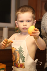 Lucien (left my MARK photography) Tags: boy 3 kid egg raster lucien wfsb eastereggcolor